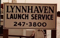 Lynhaven launch service