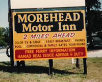 older sign and lettering work photo gallery