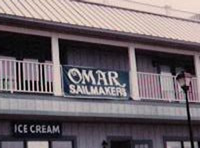 Omar Sailmakers sign
